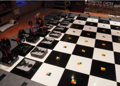 Monster Chess LEGO