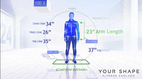 kinect your shape fitness evolved