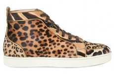 Luxury Leopard Shoes