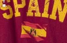Shocking Soccer Tees - An Inappropriate Spain World Cup T-Shirt From Target
