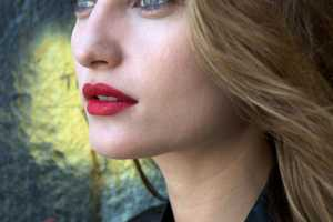 Michael Angelo's 'The Lipstick Portraits' Fight Adolescent Atrocities
