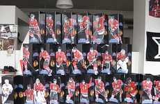 Hockey Team Booze - Stanley Cup Champions are Immortalized by Cuervo's Blackhawks Tequila