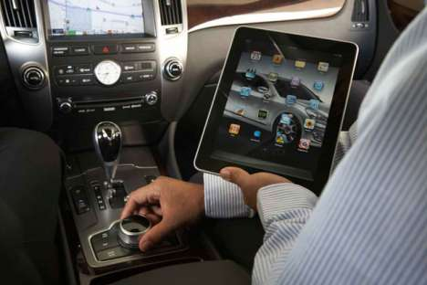 iPad Car Manuals - The Hyundai Equus Apple iPad Manual Comes With Your Car Purchase