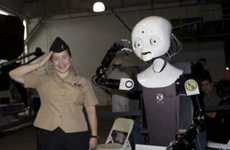 Social Military Robots