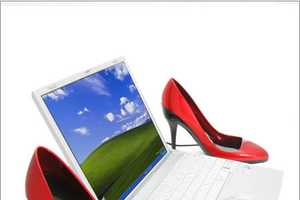 The High Heel Speakers are Computer Accessories for Shoe Fanatics