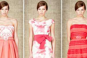 Collette Dinnigan Resort 2011 Collection Ups the Color in Your Wardrobe