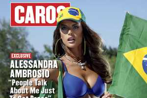 'Footballer's Wives' in V Plays Up the World Cup WAG Fuss