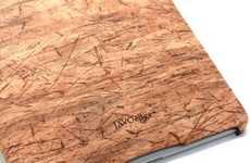 Cork iPad Cases