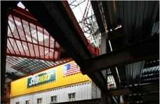 Skyscraper Sandwich Shops - The World Trade Center Subway Takes $5 Footlongs to New Heights