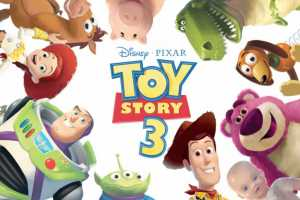 'Toy Story 3 Read-Along' iPad App is Packed With Fun & Games
