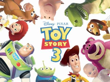 Interactive iPad Storybooks - 'Toy Story 3 Read-Along' iPad App is Packed With Fun & Games