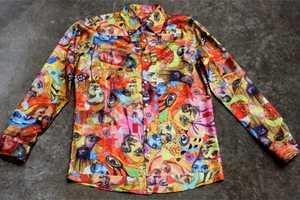Faceful CollageShirts by Takahiro Kimura Might Make You Dizzy