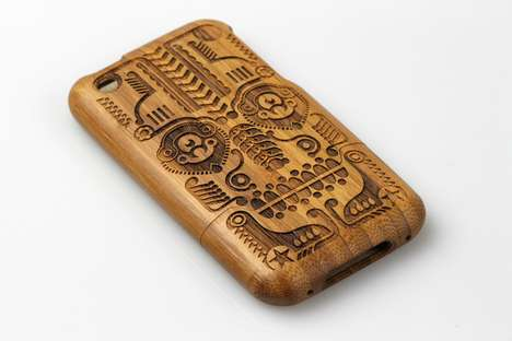 Grove iPhone 3G Case by Jonny Wan