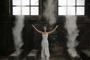 '(In)vulnerable' by Steef Veldhoen Mixes Models & Abandoned Buildings