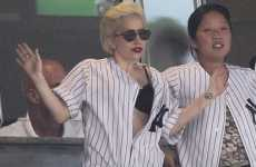 Pop Star Sports Bans - Lady Gaga Banned From Yankees Clubhouse After Thwarting Stadium Security