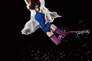 'Body Talk' in Vogue Korea July 2010 Includes Gymnastics & Acrobatics