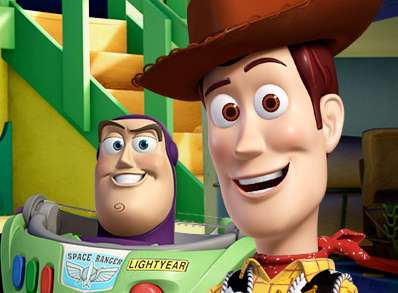 toy story 3 debuts at 109 million