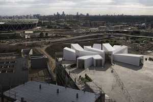 Carmody Groarke's Studio East Dining by Bistrotheque