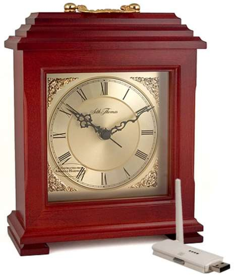 Mantel Clock Camera