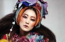 'Fadeless Flowers' in Vogue Korea Reflects Korea's Traditional Dresses
