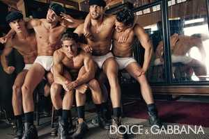 The Dolce & Gabbana Fall 2010 Campaign Will Have You Drooling
