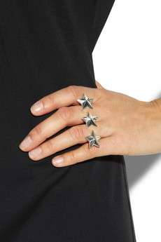 Maison Martin Margiela Triple Star Ring