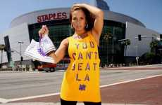 14 LA Lakers Innovations - In Celebration of the Lakers Parade, Everything Purple and Yellow