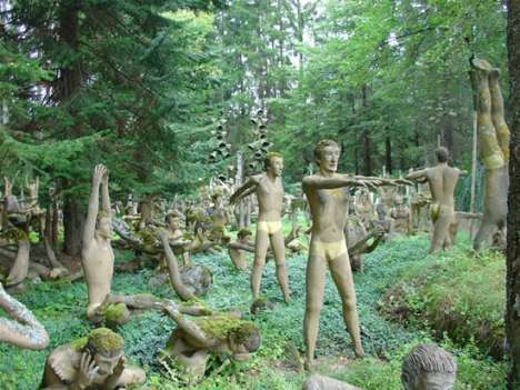 The Sculpture Park of Veiji Ronkkonen