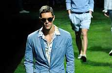 Groomed Backyard Fashion - D & G Men's Spring Line Adds Class to Your Summer BBQ