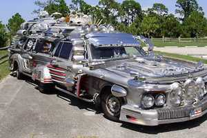 Antti Rahko's Mercedes 300 Turbodiesel Limousine to be Auctioned on eBay