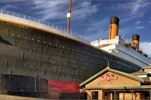 The Titanic of Pigeon Forge is the World's Largest Museum Attraction