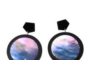 The 'Nebula' Collection by Drown Jewellery is Out-of-This-World