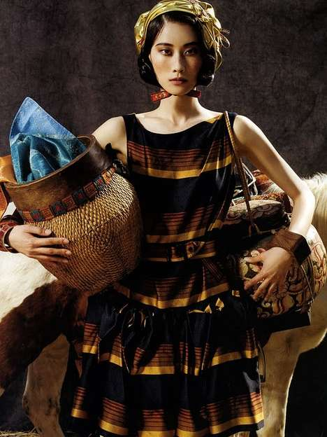 Vogue Korea June 2010