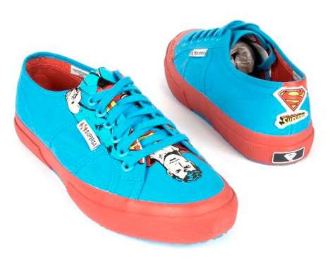 Superga DC Comics sneakers