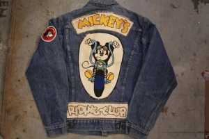 The Disney Dr. Romanelli Clot Jean Jacket Collection is for Mouseketeers