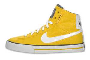 Livestrong x Nike WMNS 'Sweet Classic High' is Powerfully Bright