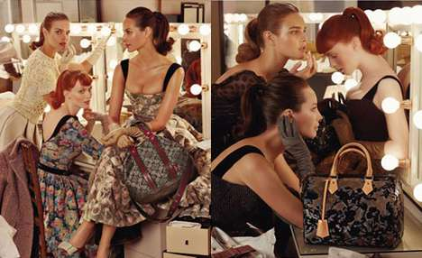 Steven Meisel Louis Vuitton