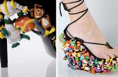 'Come and Play With Me' by Naam Ben Are Dream Heels for Toy Fanatics