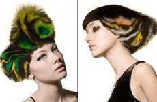 Tie-Dye Hairdos