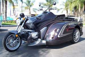 The Conquest Wheelchair Motorcycle is Perfect for the Physically Handicapped