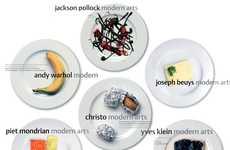 Artist-Inspired Dishware
