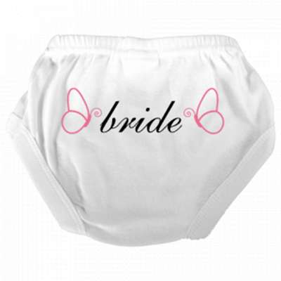 diapers for brides