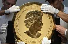 Massive Gold Coin Auctions