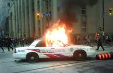 Crowdsourced Photography Becomes Go-To for G20 Riots in Toronto