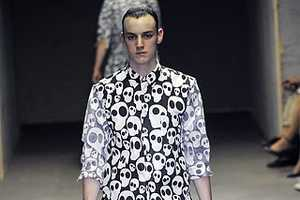 The Comme des Garcons Spring/Summer 2011 Menswear Collection