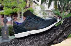The Adidas Green/Olive ZX 8000 Will Keep You Inconspicuous
