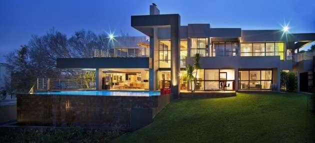 Concrete Party Homes