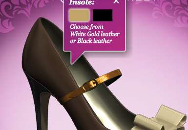 Upper Street Boutique Design Your Own Shoes