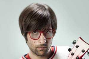 Jason Schwartzman Keeps his Comedian Roots in This Funny Photography