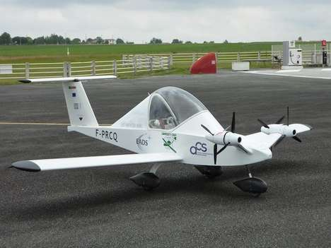 All-Electric Acrobatic Aircraft